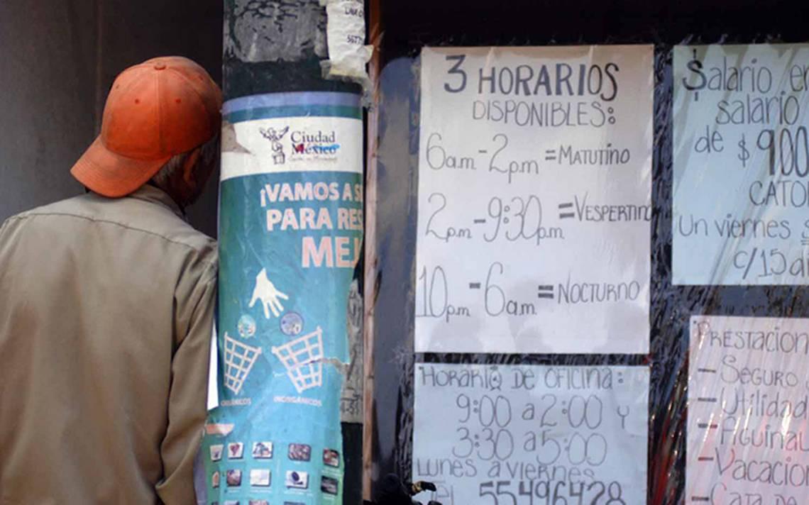 #DATA| MA�xico entre los paA�ses donde estudiar no garantiza empleo