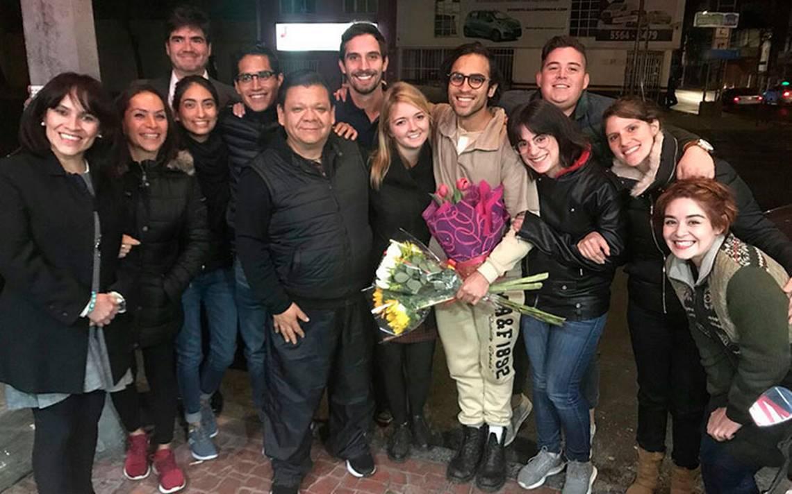 Liberan al actor Axel Arenas, acusado de matar a modelo argentina