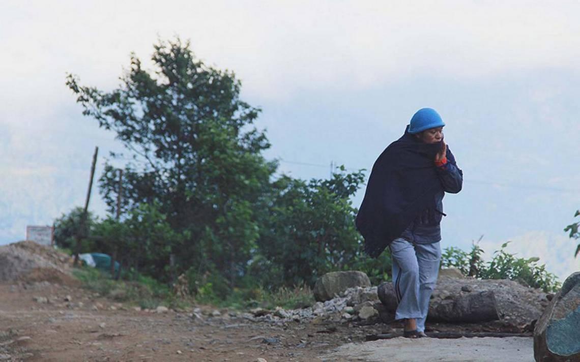 Oaxaca, en emergencia por heladas
