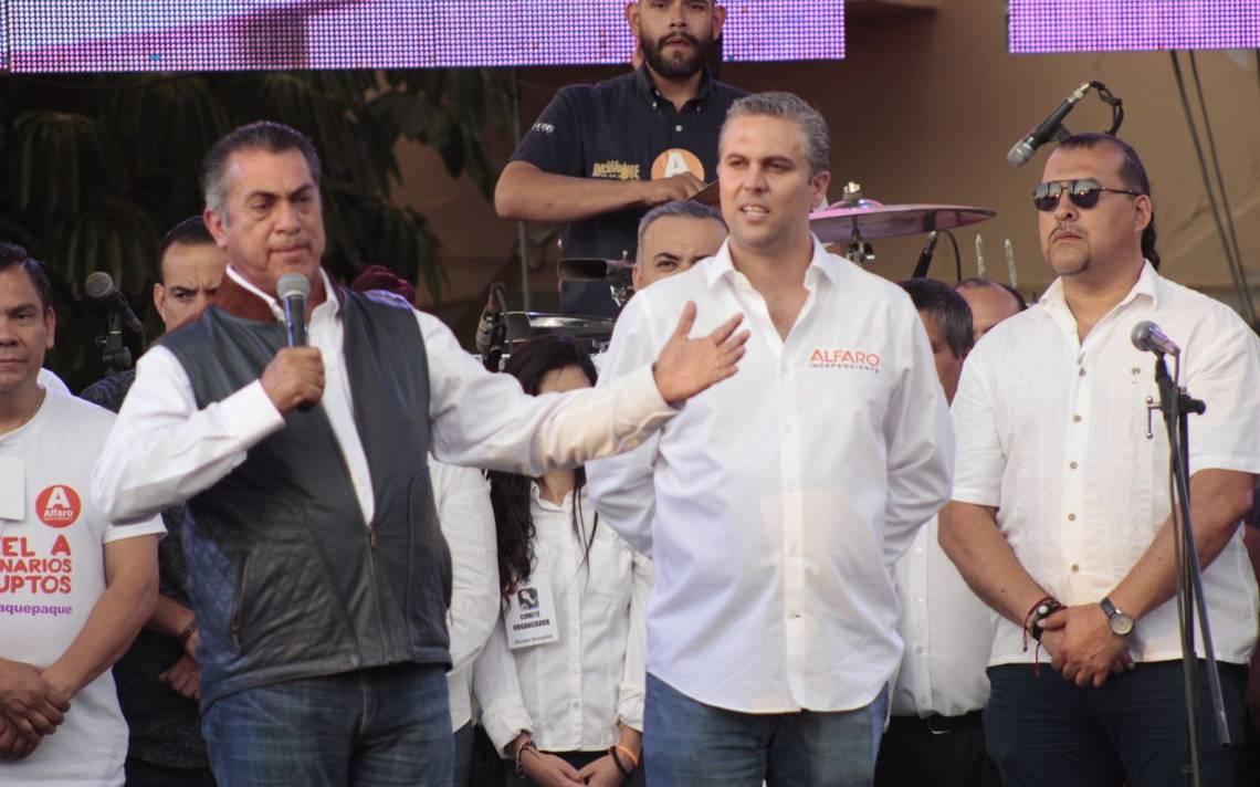 Se debe mejorar la seguridad e infraestructura de Jalisco: El Bronco