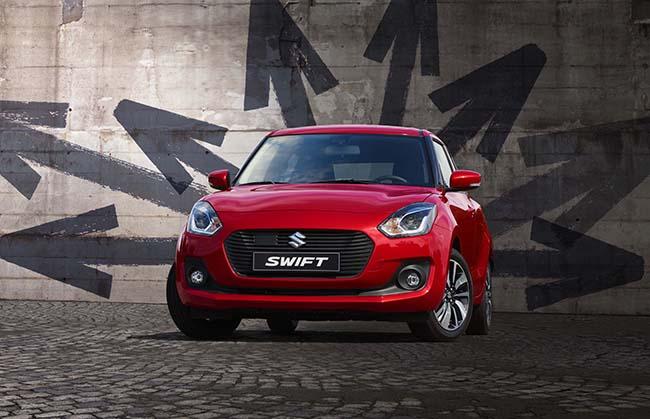 Suzuki Swift 2018: un contrincante duro de vencer