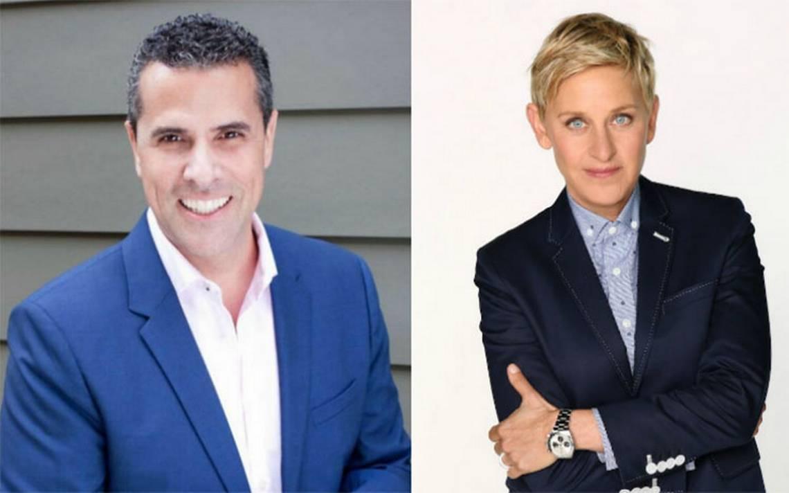 ¿Marco Antonio Regil quiere parecerse a Ellen DeGeneres?