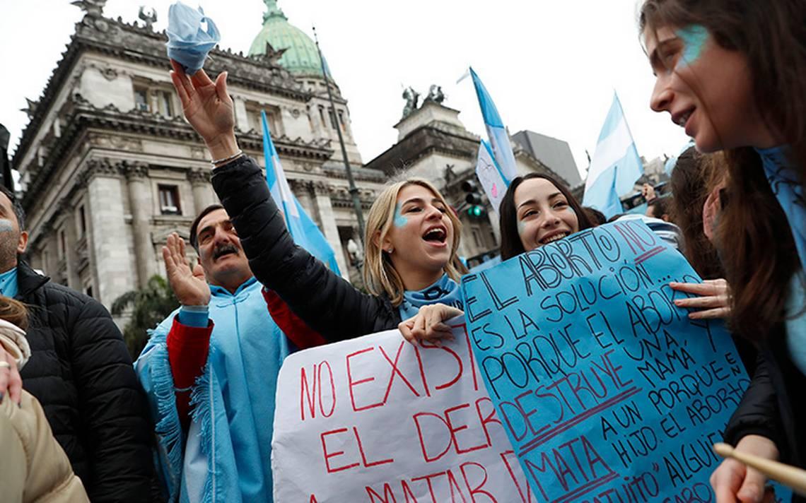 ¿Por qué en Argentina rechazaron la legalización del aborto?