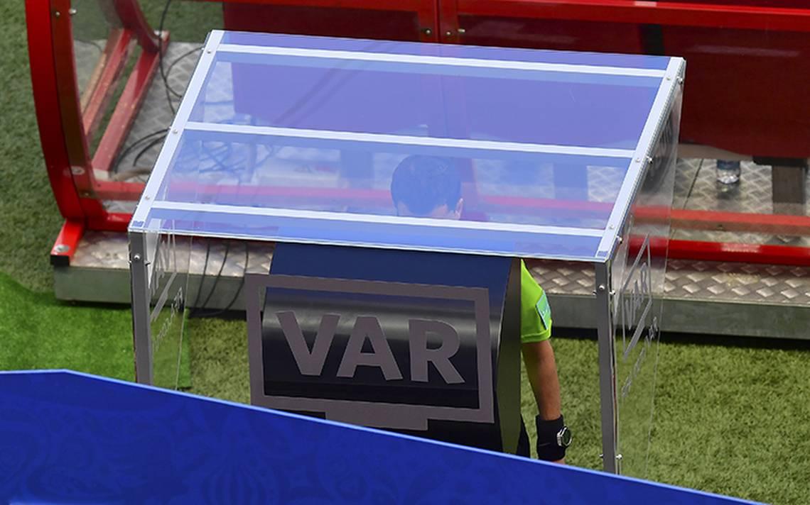 VAR entra en acción y hace historia en Rusia 2018