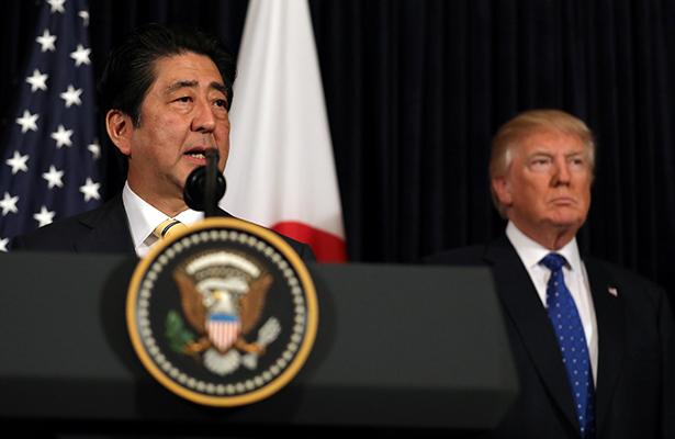 La bolsa de Tokio abre al alza tras cumbre Trump-Abe