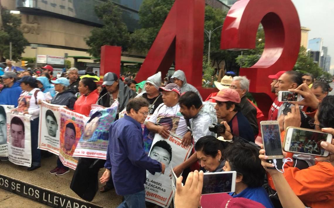 Dictan liberación de El Gil, quien ordenó la desaparición de los 43 normalistas