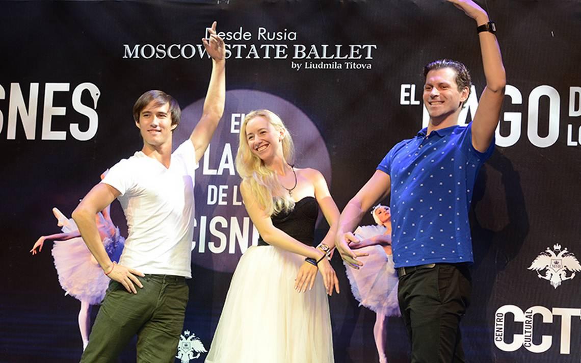 Celebran 140 años de tradición dancística rusa