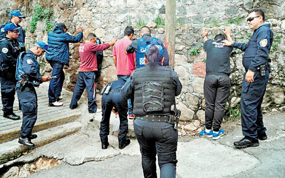Cambio de mandos en la Secretaría de Seguridad Pública rinde frutos