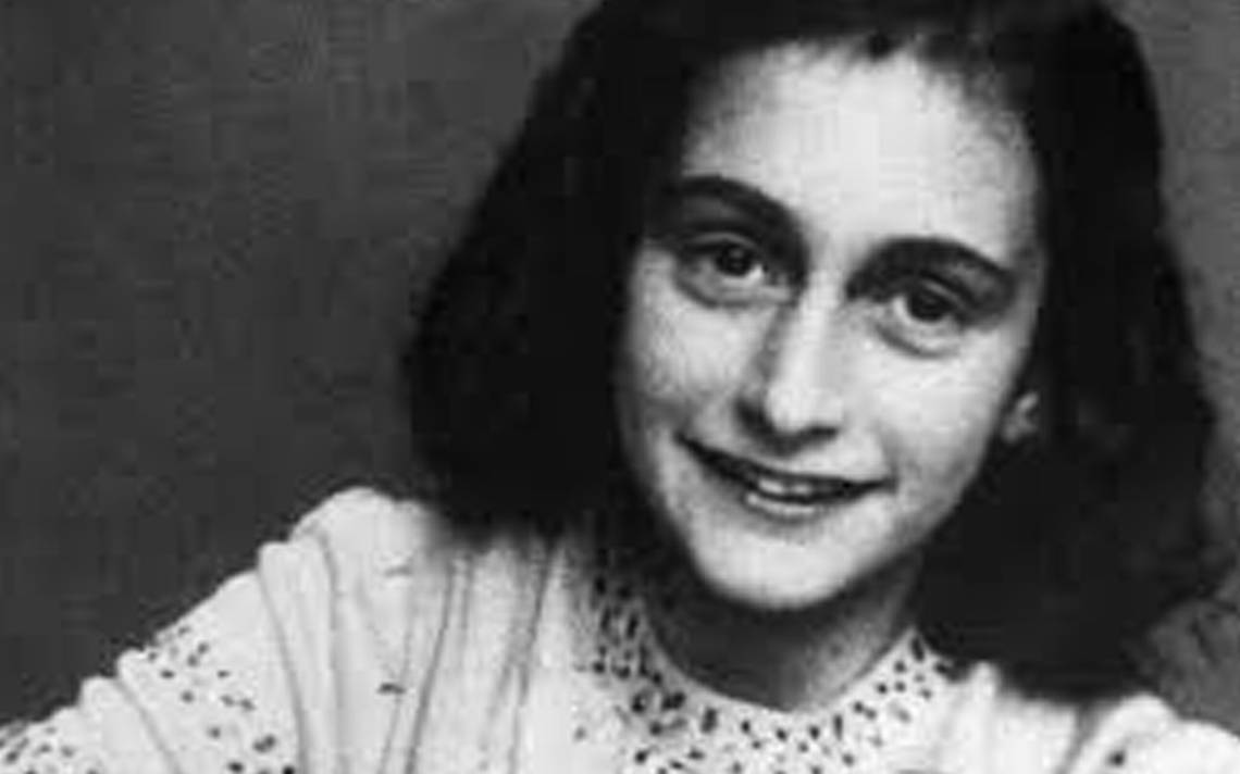 Publican dos páginas desconocidas del diario de Ana Frank