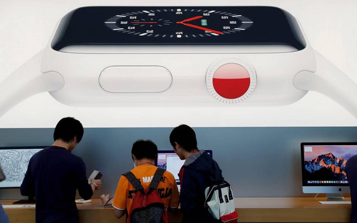 Apple le teme a los aranceles de EU a China