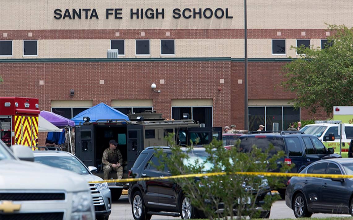 Tiroteo en escuela de Texas deja diez muertos y diez heridos