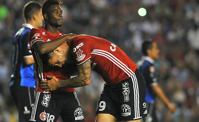 Xolos le gana al Querétaro 0-1 en la Corregidora