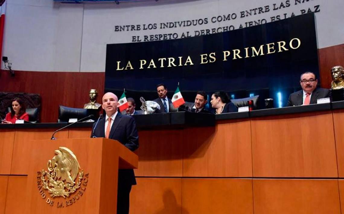 No se tuvo el crecimiento esperado, pero México tiene finanzas sanas: González Anaya