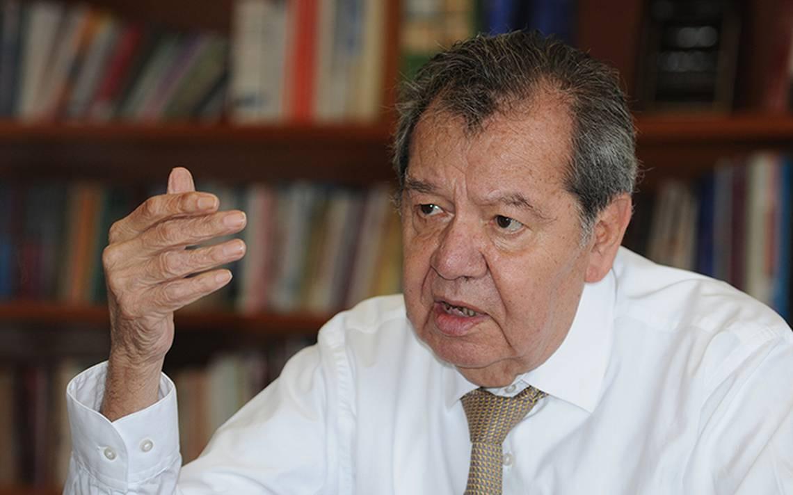 Porfirio Muñoz Ledo: Salté de la academia a la política