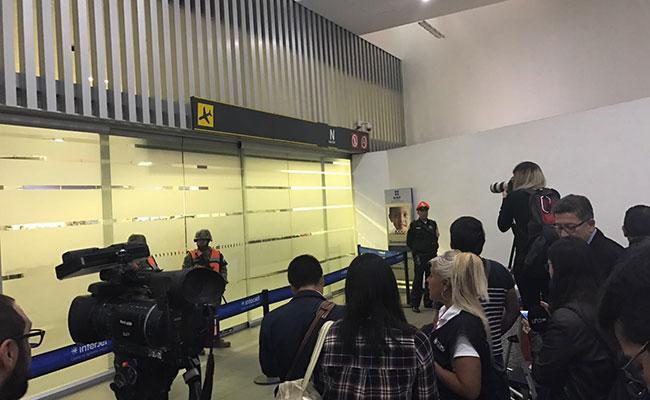 Crece 45% transporte aéreo de pasajeros en México