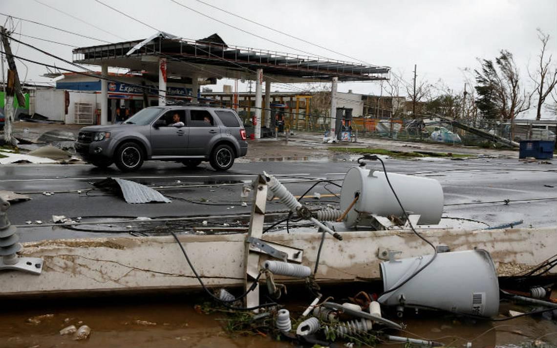 """Trump declara Puerto Rico zona de """"gran desastre"""" por María"""