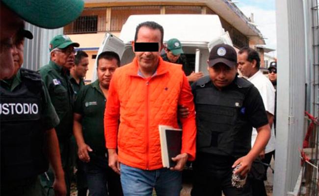 Exsecretario de la SSP de Veracruz va a proceso legal