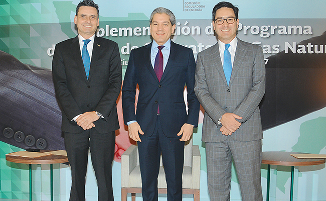 Realiza CRE primera subasta de  sesión de contratos de gas natural