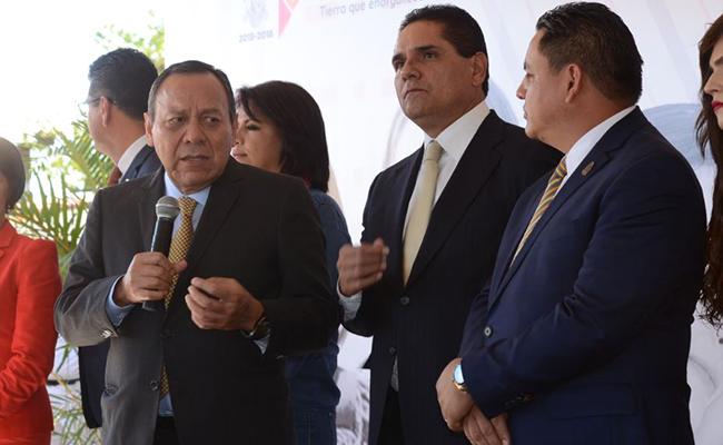 PRD no irá con AMLO ni Margarita Zavala en 2018: Jesús Zambrano