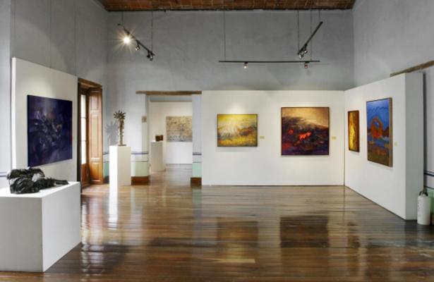 Salón de la Plástica resalta legado del pintor mexicano Federico Cantú