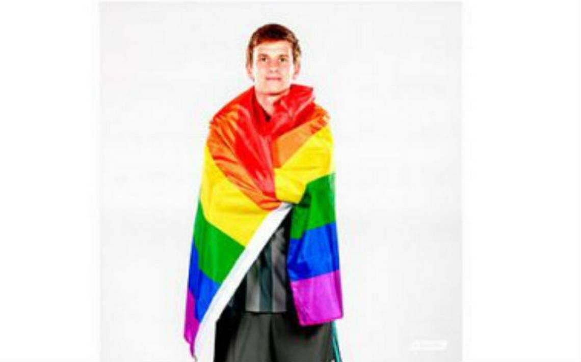 El jugador Collin Martin se declara abiertamente gay