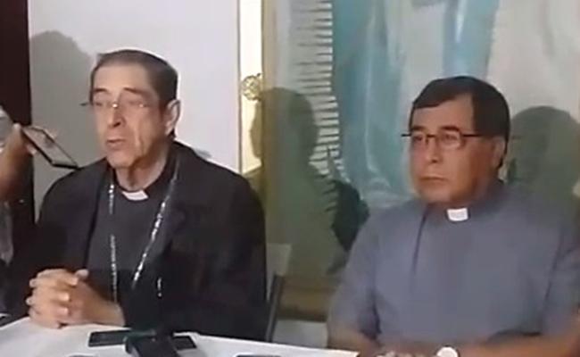 Liberan a sacerdote secuestrado en Tamaulipas