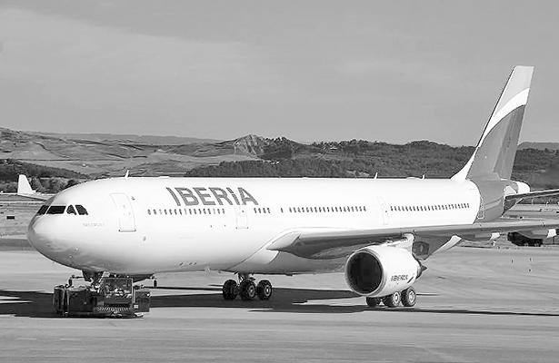 Aerolínea Iberia incrementará su oferta entre España y México