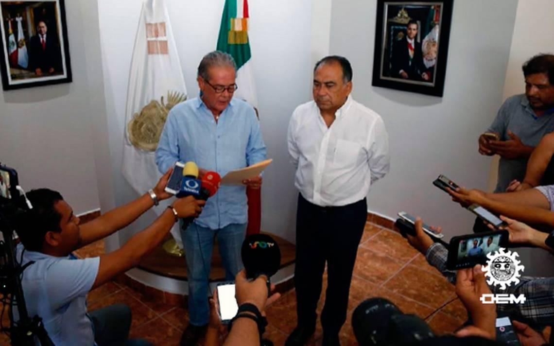 Presenta su renuncia Xavier Olea Peláez, fiscal general de Guerrero