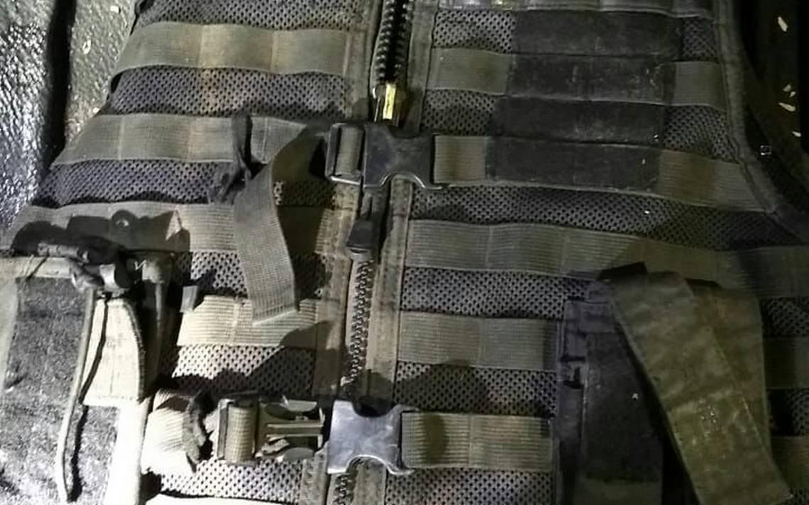 Se desata balacera entre comando armado y elementos de la Policía Federal