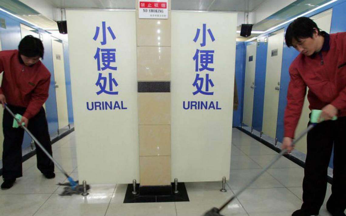 China busca revolucionar sus inodoros para impulsar turismo y calidad de vida