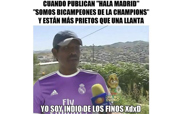 ⚽️? Real Madrid logra la duodécima y los memes le celebran
