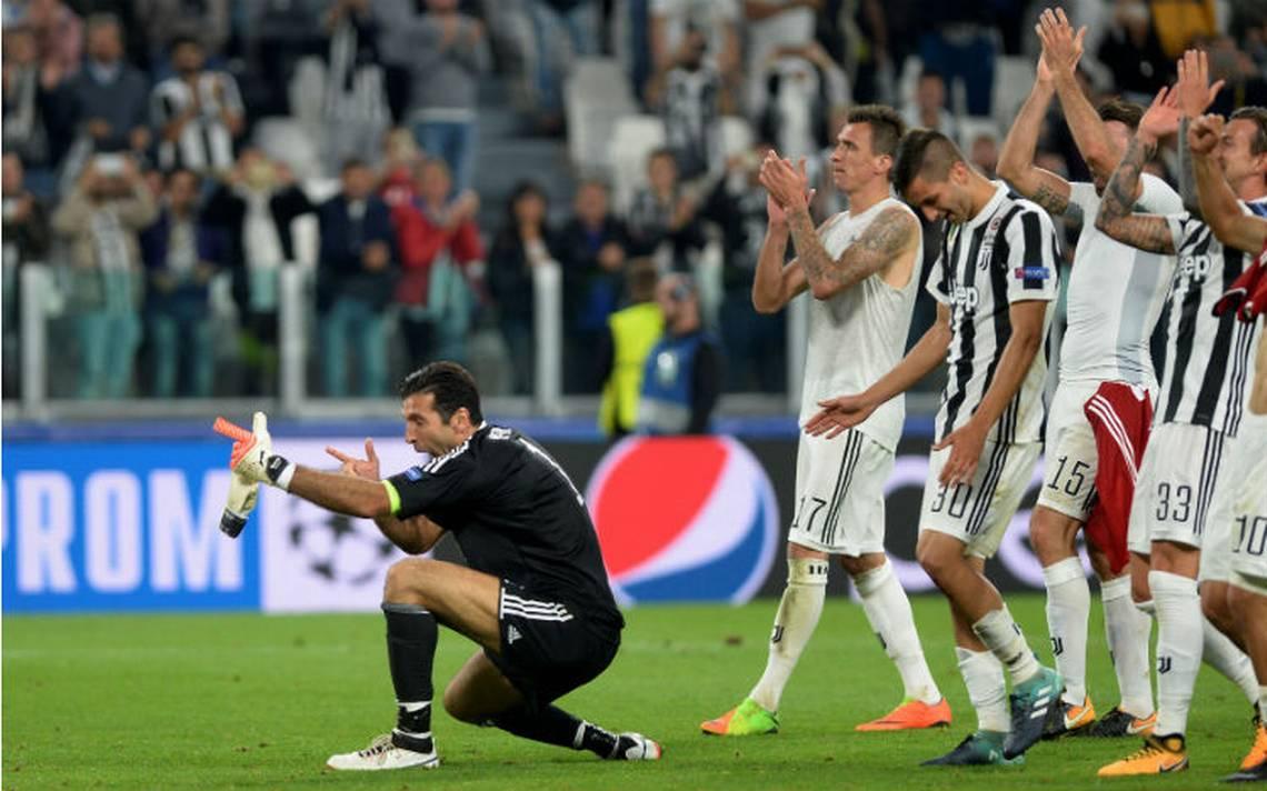 Con gol de Higuain, Juventus vence al Olympiacos