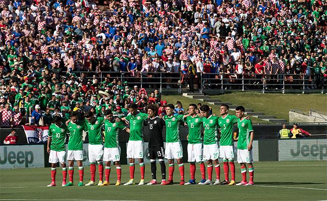 FIFA revela a 23 convocados al Tricolor para Confederaciones