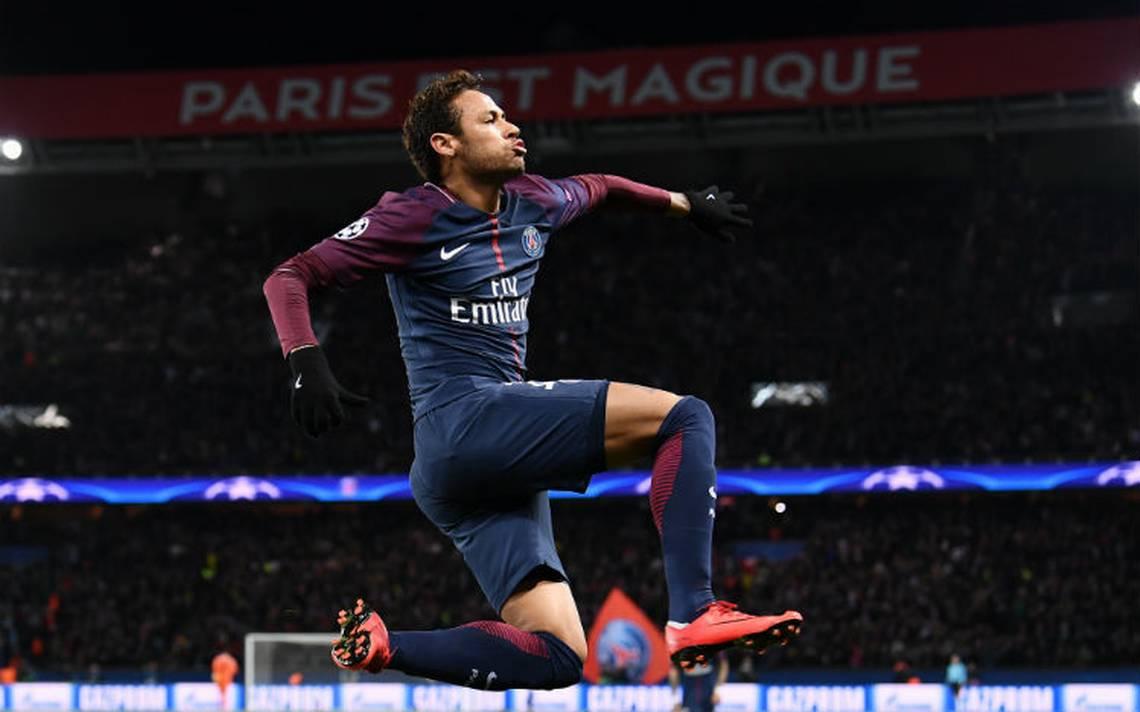 Neymar, recuperado para jugar ante el Rennes