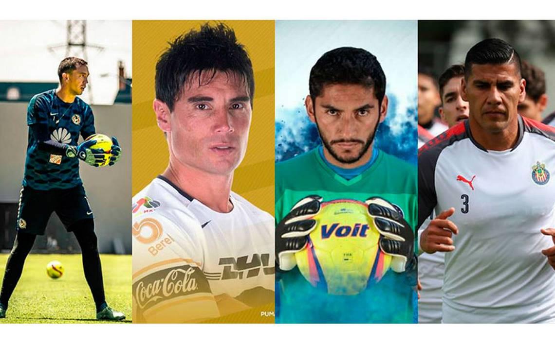 Así llegan los cuatro grandes al torneo Apertura 2018