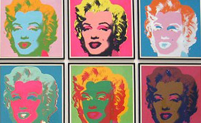 Exposición Marilyn Monroe de Andy Warhol llega a la CDMX