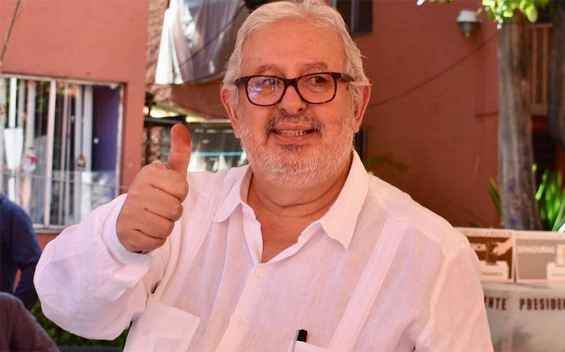Marco Rascón afirma que aceptará el resultado de la elección