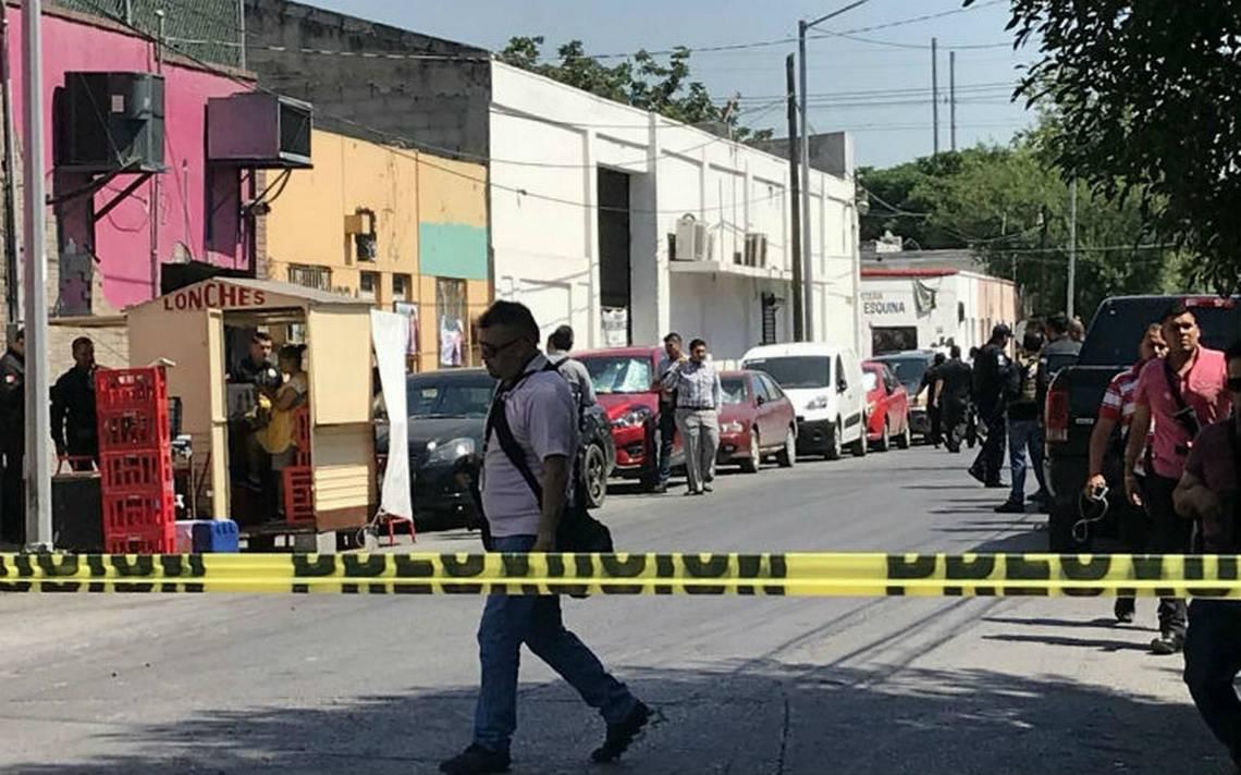 Captan a sujetos con un cadáver afuera de table dance en Monterrey; hay un detenido