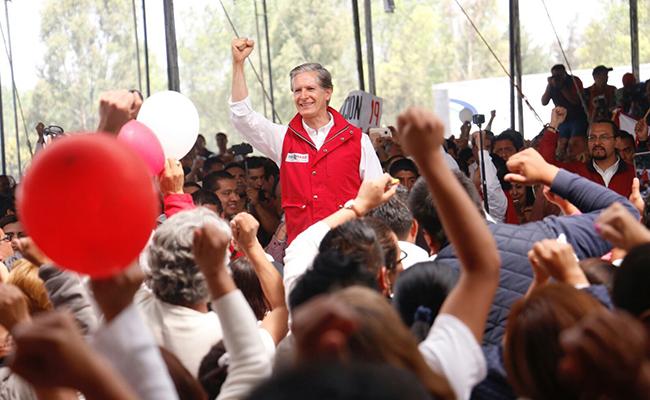 """""""El mejor sector de salud tendrá el Estado de México"""", asegura Del Mazo"""