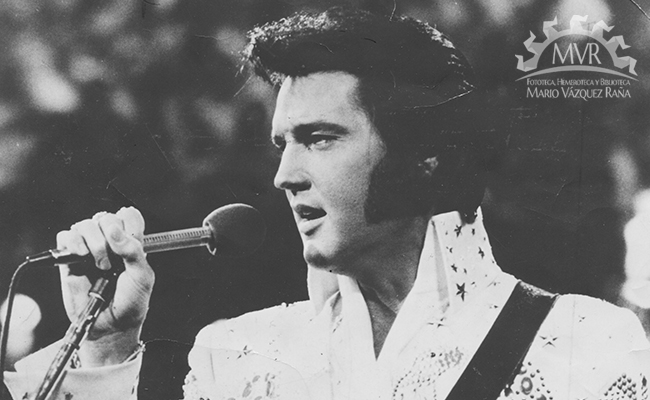 Se cumplen 40 años sin el rey del rock and roll, Elvis Presley