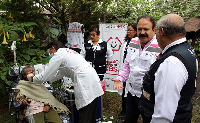 Mantiene Armando Ahued política en salud enfocada a la prevención en CDMX