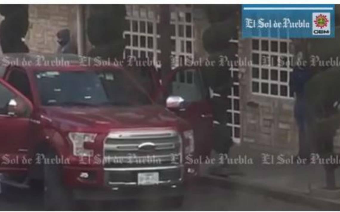 Captan a sicarios que asesinaron a cuatro personas en hospital en Puebla