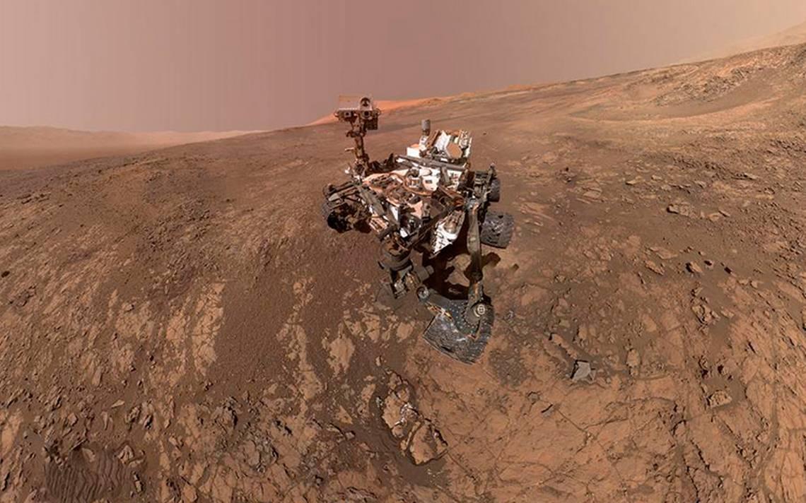 ¿Hubo vida en Marte?  La NASA descubre algo insólito en las rocas del planeta rojo