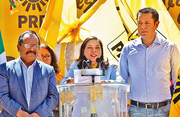 """PRD """"está en pie de lucha"""": Beatriz Mojica"""