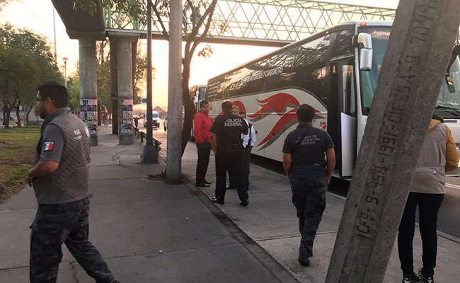 Desarticula Fepade operativo para traslado de votantes a Ecatepec y Neza