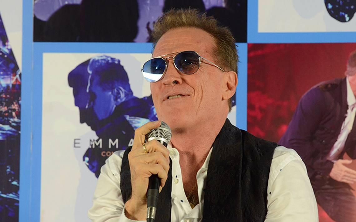 Emmanuel festeja 40 años con Unplugged