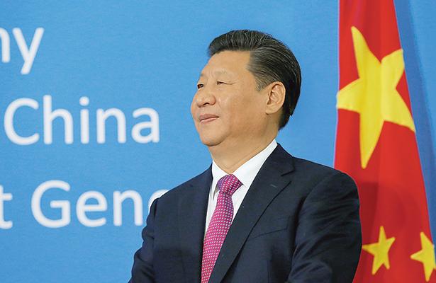 China el hombre que no baja la mirada: Xi Jinping