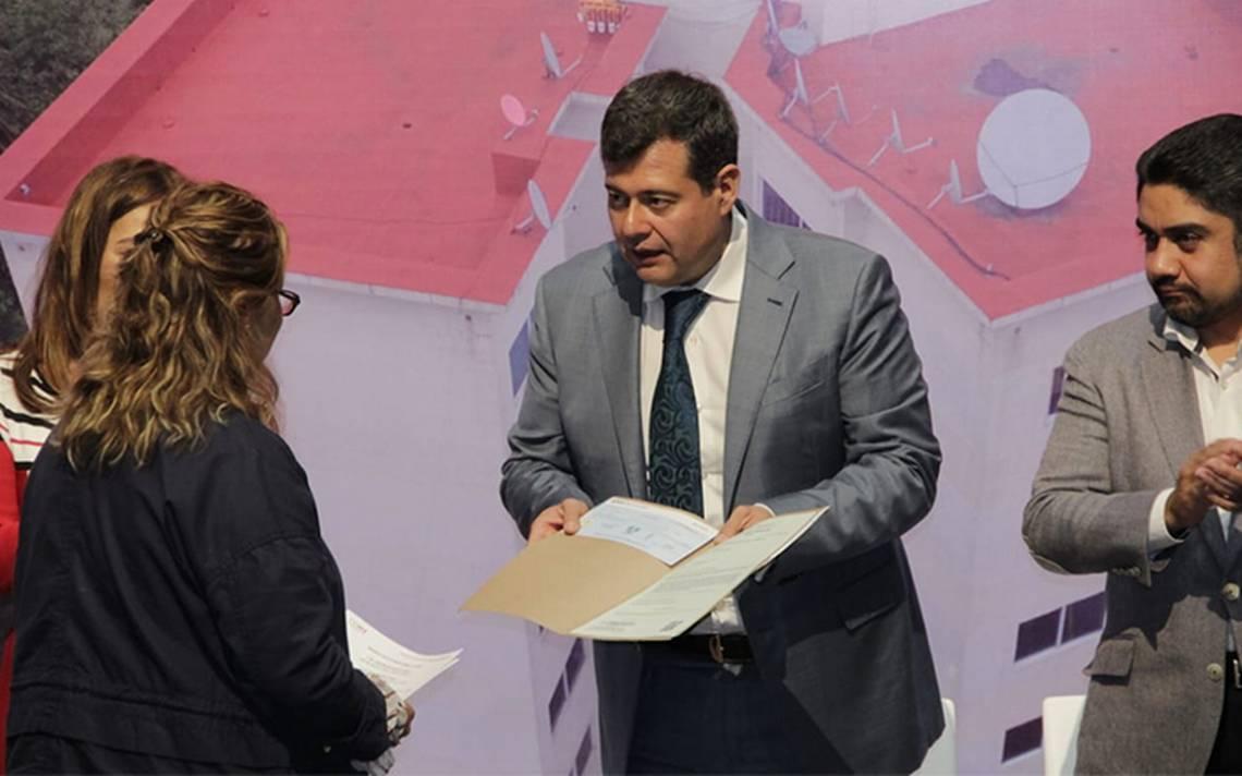 Recursos para la reconstrucción han llegado a la gente, asegura Amieva
