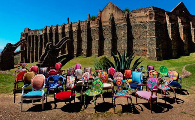 Cultura mexicana inspira colección de firma francesa