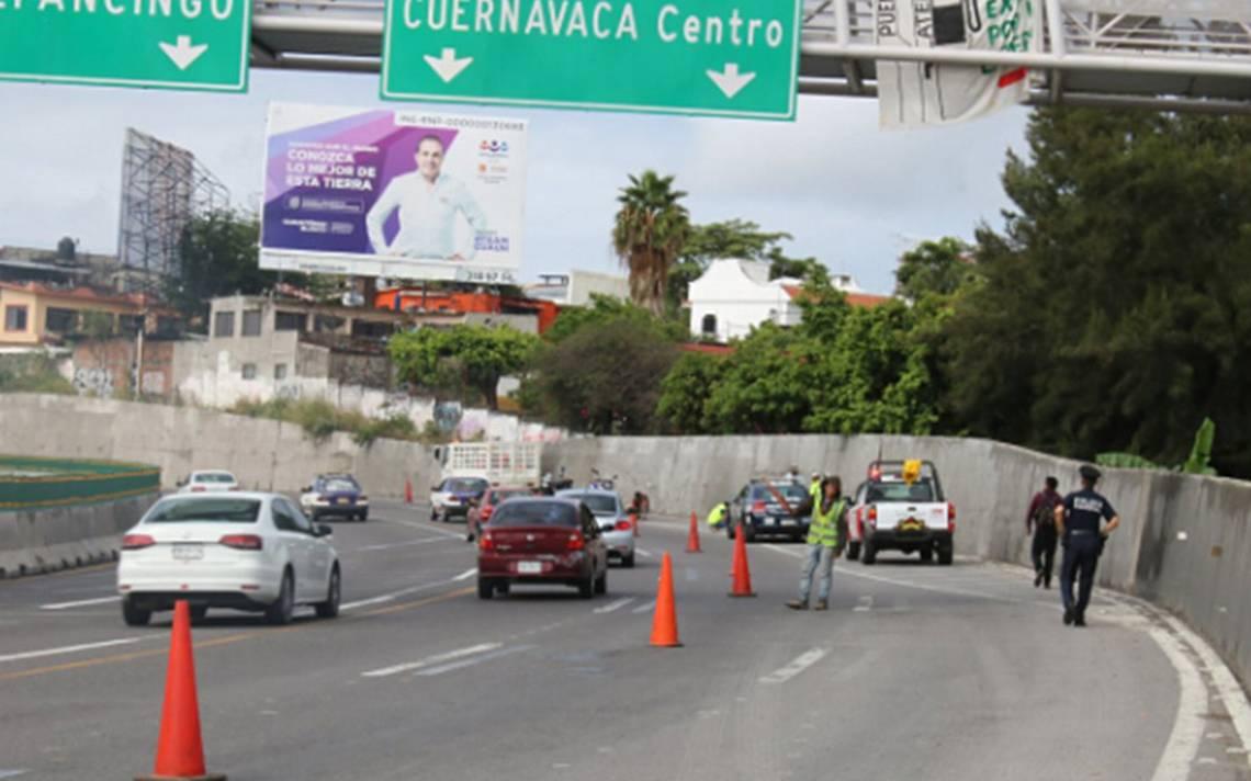 Afectación por baches no se dio en el Paso Express, sino en Puente Palmira: SCT
